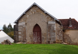 Chapelle à Berthelange (25)