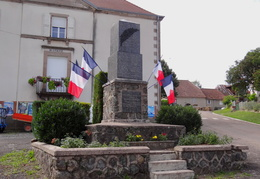 Monument aux morts de Fallon (70)