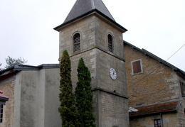 Eglise Saint-Fort à Morre (25)